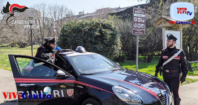 Radiomobile Carabinieri Brescia - Darfo Boario Terme, aggredisce ed estorce denaro alla madre