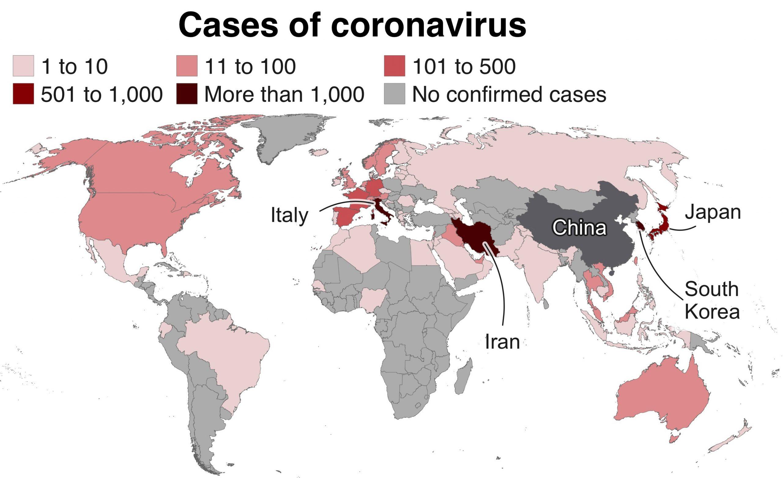 reparto Malattie infettive dello stesso nosocomio