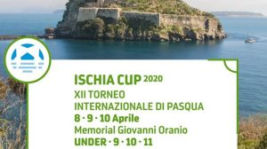 """Annullato il 12 Torneo di Pasqua-Ischia Cup-""""Memorial Giovanni Oranio"""""""