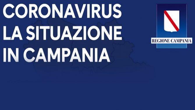 bollettino campania coronavirus situazione aggiornata foto free regione campania unità di crisi emergenza