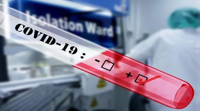 paziente guarita coronavirus foto free test tamponi covid-19 castellammare oggi