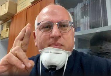 coronavirus professor Paolo Antonio Ascierto foto free Facebook de laurentiis