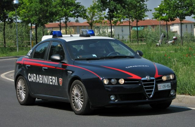 Carabinieri arrestano 36enne indiziato ricettazione e furto