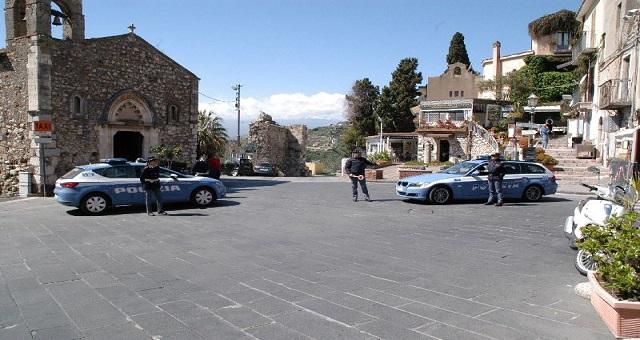 Taormina: aveva scassinato il punto di ristoro di una pompa di benzina