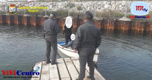 Bilancio controlli GdF Napoli anche per pesca notturna di frodo