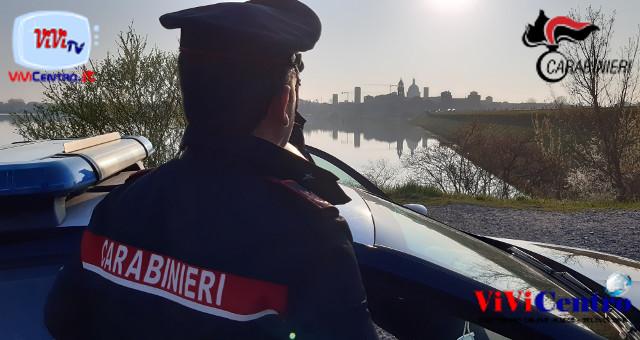 carabinieri di Porto Mantovano, custodia cautelare