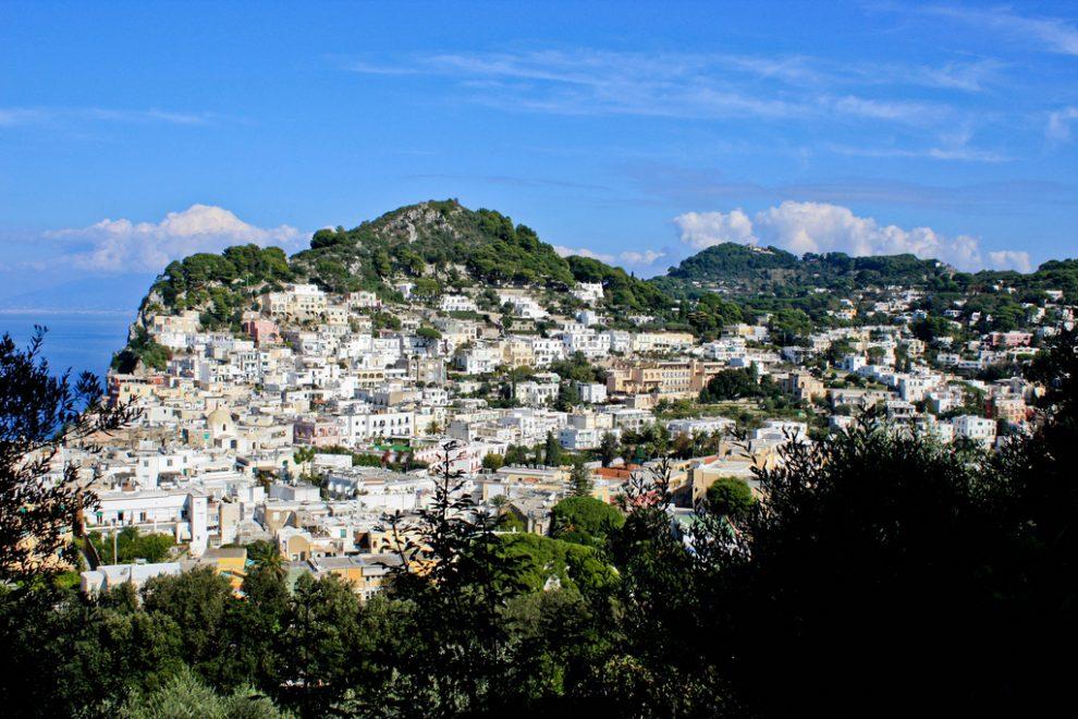 Emergenza Covid 19 Capri: firma protocollo di Collaborazione