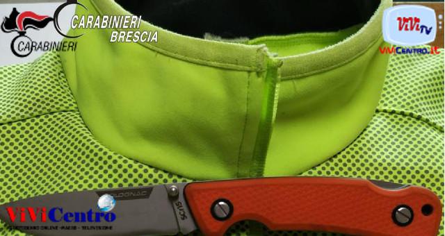 Carabinieri Brescia, Gavardo, rapina