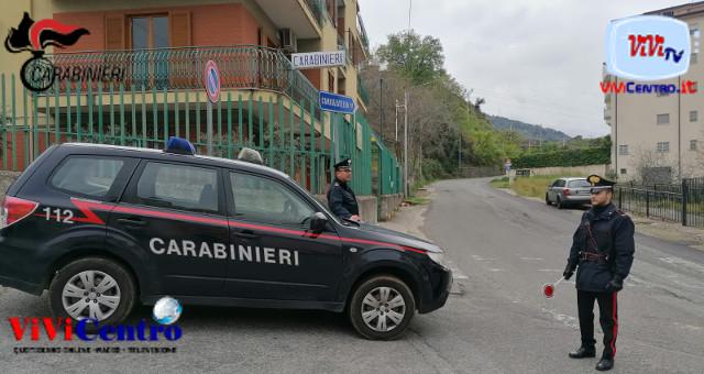 Carabinieri CORIGLIANO CALABRO (CS)