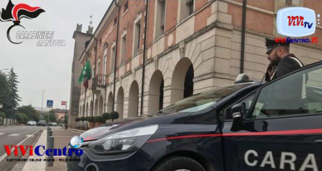 Carabinieri della Stazione di Gazoldo degli Ippoliti (MN)
