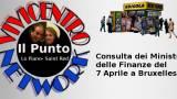 Consulta dei Ministri delle Finanze Del 7 Aprile A Bruxelles