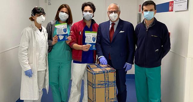 Crowdfunding Ospedale del Mare