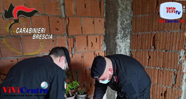 Darfo Boario Terme spaccio cocaina