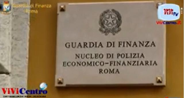 GDF Roma - imprenditore mascherine