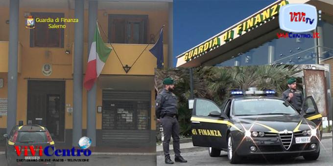 Sequestri della Guardia di Finanza Salerno