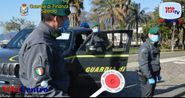Guardia di Finanza di Salerno, Vallo Della Lucania 1