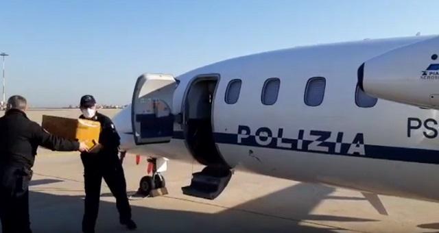 La Polizia di Stato insieme al 118 in Sicilia per l'emergenza Covid-19