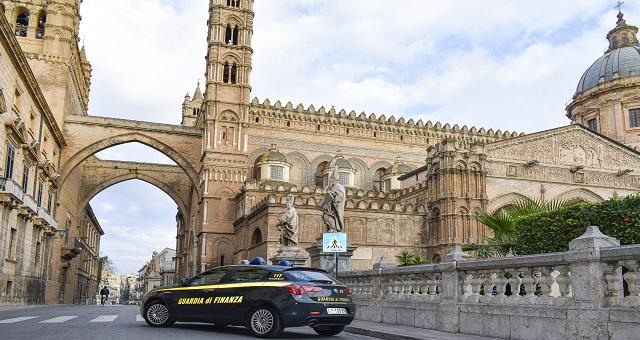 La Guardia di Finanza di Palermo ha effettuato il sequestro