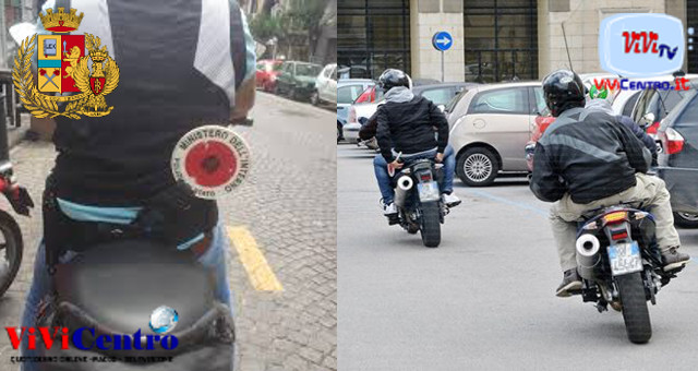 Polizia Squadra Falchi, Porta Capuana (NA)
