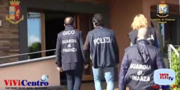 Polizia e Gdf, operazione congiunta per sequestro preventivo, lotta alla evasione