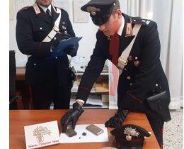 Carabinieri Formia Terracina- reati minacce