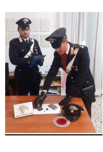 Carabinieri Formia Terracina spaccio- reati minacce