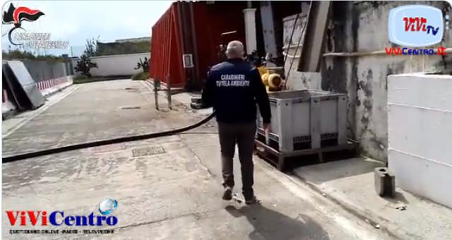 Terra Dei Fuochi Controlli dei Carabinieri NOE