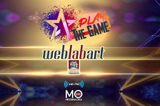 Teatro di Messina, Play The Game - Progetto online Weblabcreativity