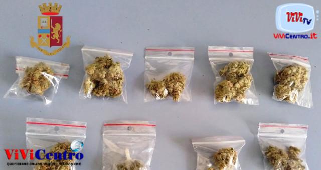 cannabis sequestro napoli pianura ercolano spaccio