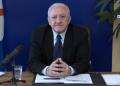 moratti procida scuola de luca misure covid famiglie governo ordinanza Emergenza Covid-19 De Luca sul funerale Saviano Campania