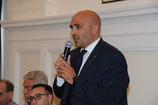 C.R. Campania. Zigarelli incontra in videocall i presidenti dei club