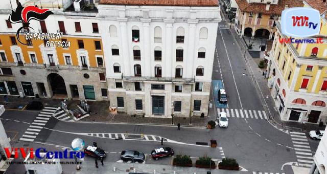 Brescia, Carabinieri di Chiari - Esecuzione di ordinanza di custodia cautelare