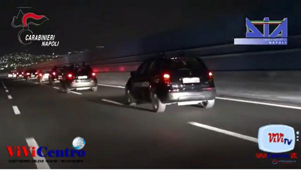Ordinanza cautelare, Carabinieri Napoli, pugnalate