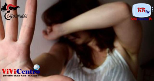 Ennesimi episodi di maltrattamenti in famiglia e lesioni personali Carabinieri, violenza di genere