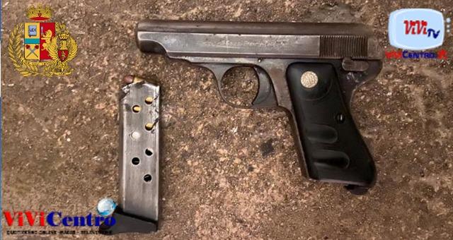 Fuorigrotta: sorpreso con un'arma, un minore denunciato