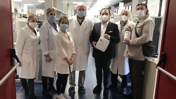 Teatro Vittorio Emanuele e Università di Messina uniti nella lotta al Covid-19