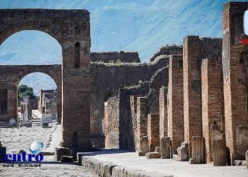 Il Regalo di Pompei al mondo: rinvenuto Termopolio nella Regio V Pompei si prepara alla riapertura (Foto free di Cesare Abbate)