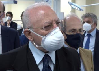 Campania posti letto terapia intensiva vincenzo de luca screen video foto free facebook castellammare gragnano