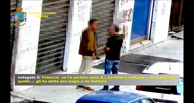 GdF di Palermo ha sequestrato una società palermitana vicino 'cosa nostra'