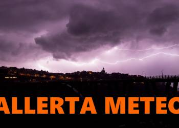territorio rosso CAMPANIA ALLERTA METEO FOTO FREEE