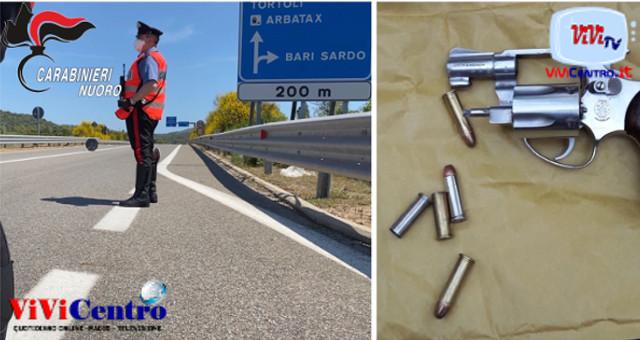 Bari Sardo ritrovati i soldi e pistola della rapina