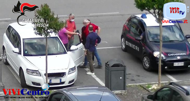 Carabinieri Verolanuova, arresto per estorsione