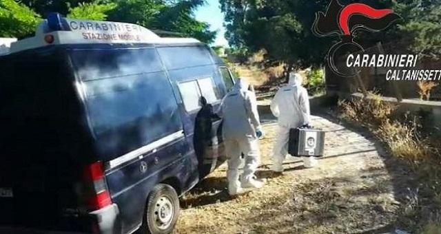 I due fratelli sono stati Uccisi nelle campagne di Delia in provincia di Caltanissetta