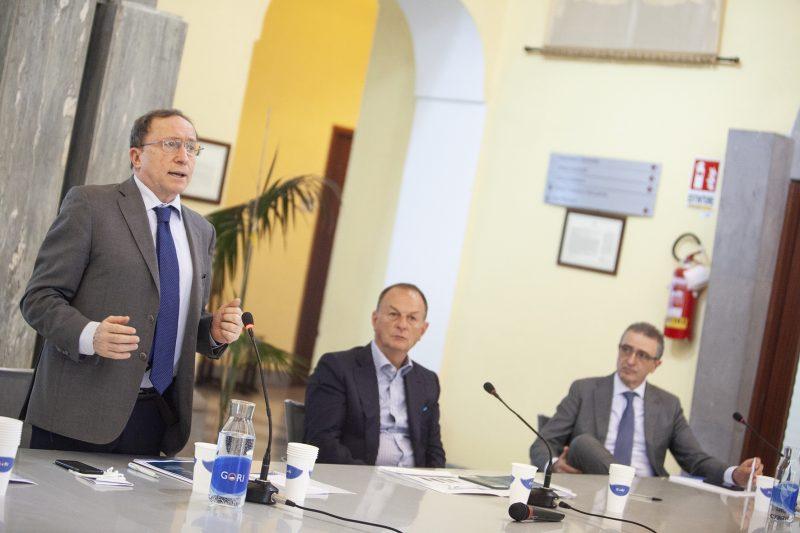 Gori Conferenza Stampa dismissione depuratore Marina Grande Sorrento - FOTO 2
