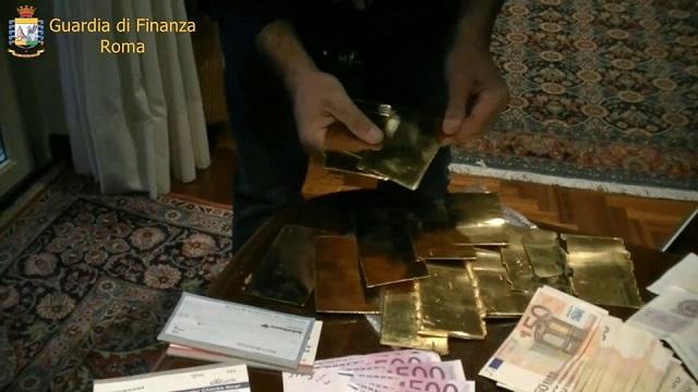 GDF Roma- Sequestrati beni milionari clan Mancuso