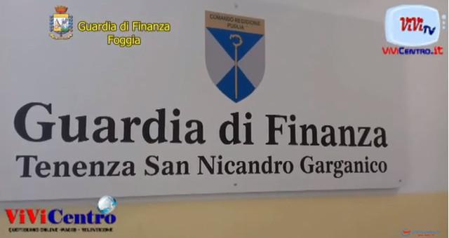 GUARDIA DI FINANZA FOGGIA - Operazione GIANO - FRODI IN AGRICOLTURA