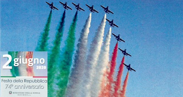 2 Giugno: Festa della Repubblica - gli Auguri Cimmino De Luca
