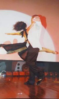 Barbara Rumore quando ballava