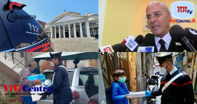 Carabinieri di Napoli al servizio dei Cittadini il bilancio di un anno