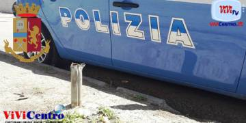 Polizia: interventi in difesa di vittime di violenza e sanzioni ai trasgressori Due fratelli rubano segnaletica stradale: denunciati dalla Polizia